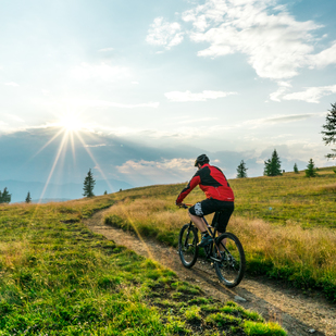 Mountainbiking / Gerlitzen Alpe 24