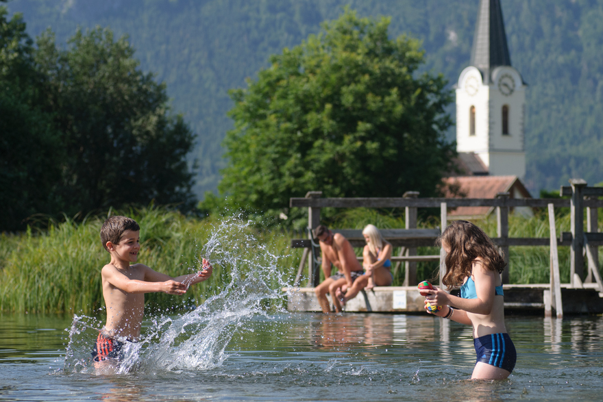 Naturbad Puch Kinder