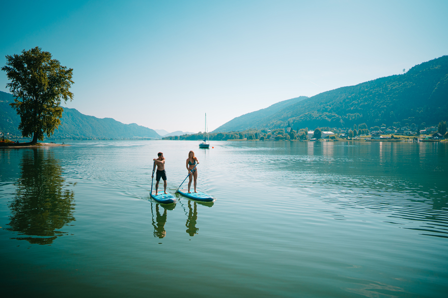 SUP Ossiacher See 3